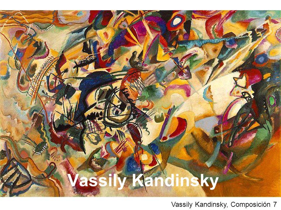 Vassily Kandinsky Vassily Kandinsky, Composición 7