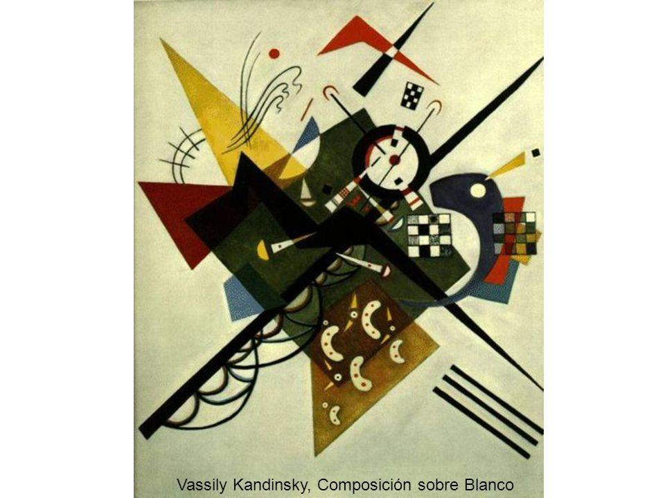 Vassily Kandinsky, Composición sobre Blanco