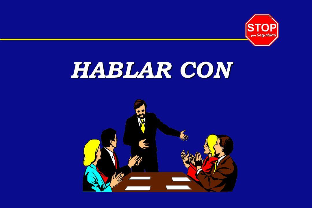 HABLAR CON