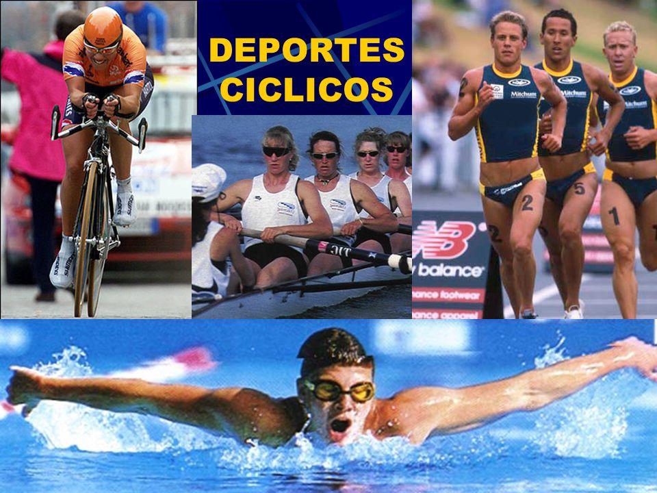 DEPORTES CICLICOS