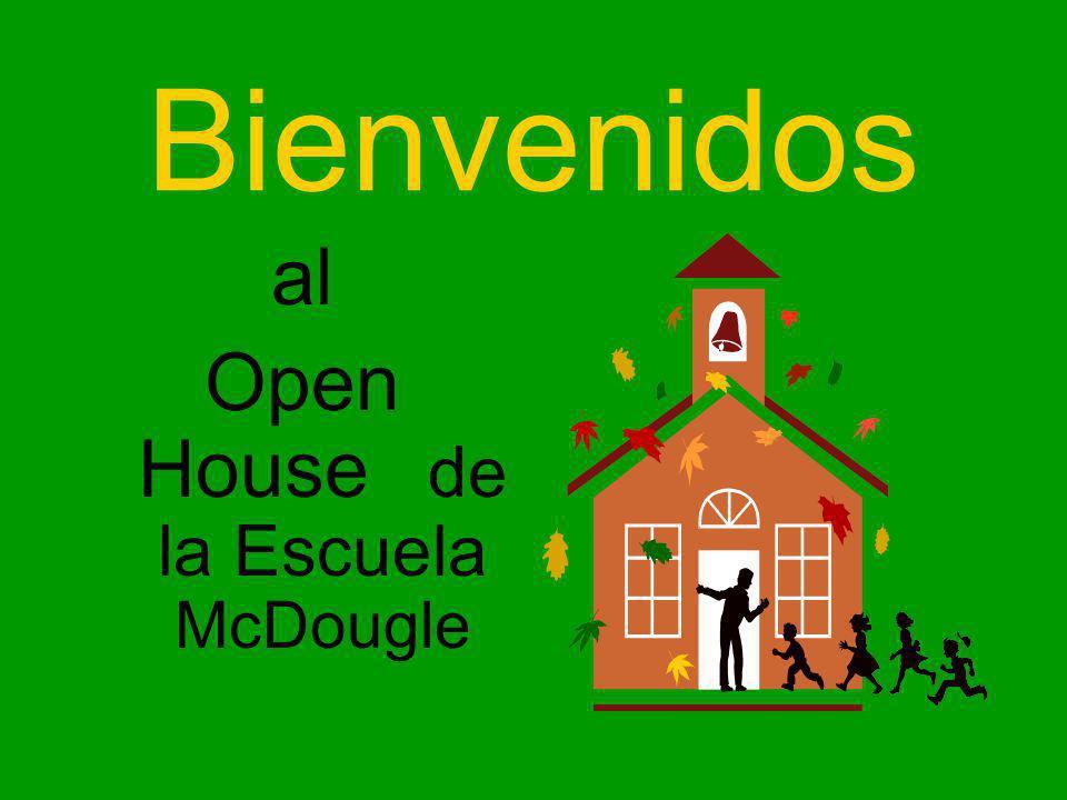 Open House de la Escuela McDougle