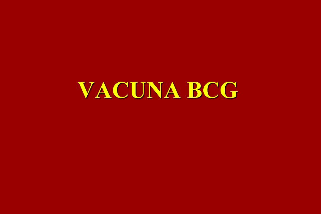 VACUNA BCG