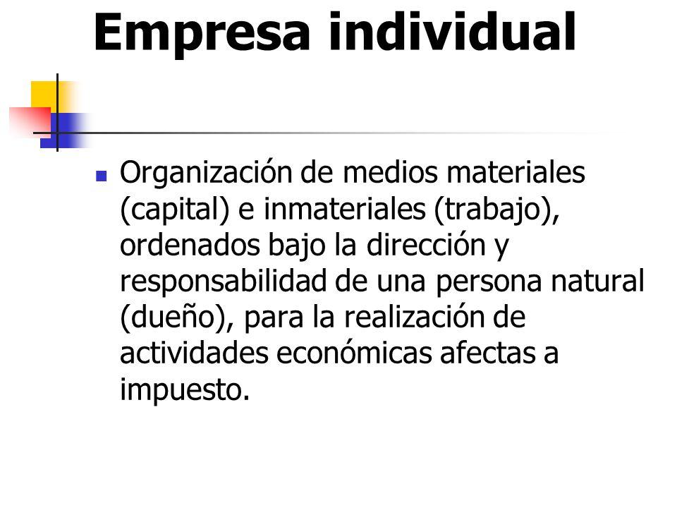 Empresa individual
