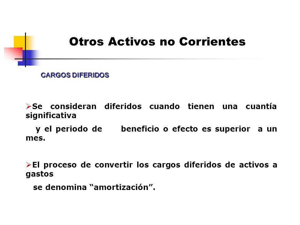 Otros Activos no Corrientes
