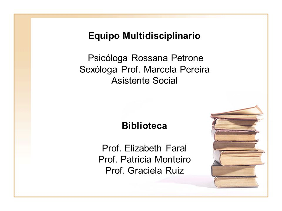 Prof. Patricia Monteiro