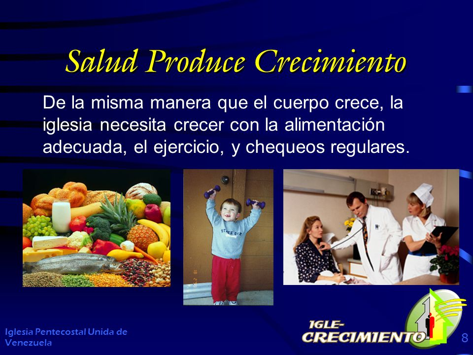 Salud Produce Crecimiento