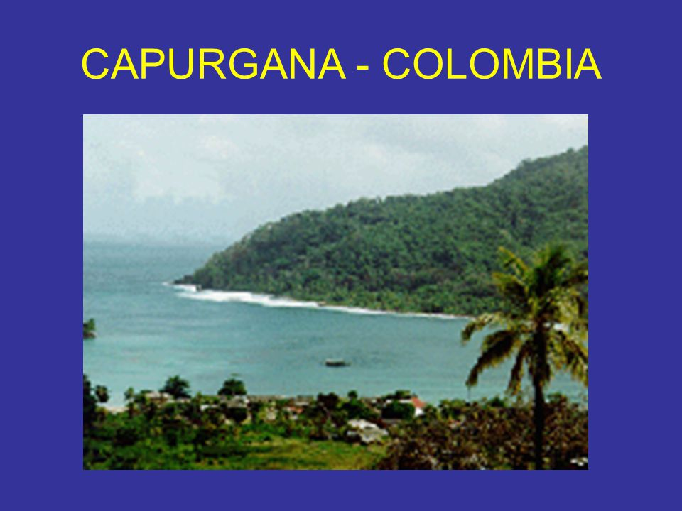CAPURGANA - COLOMBIA