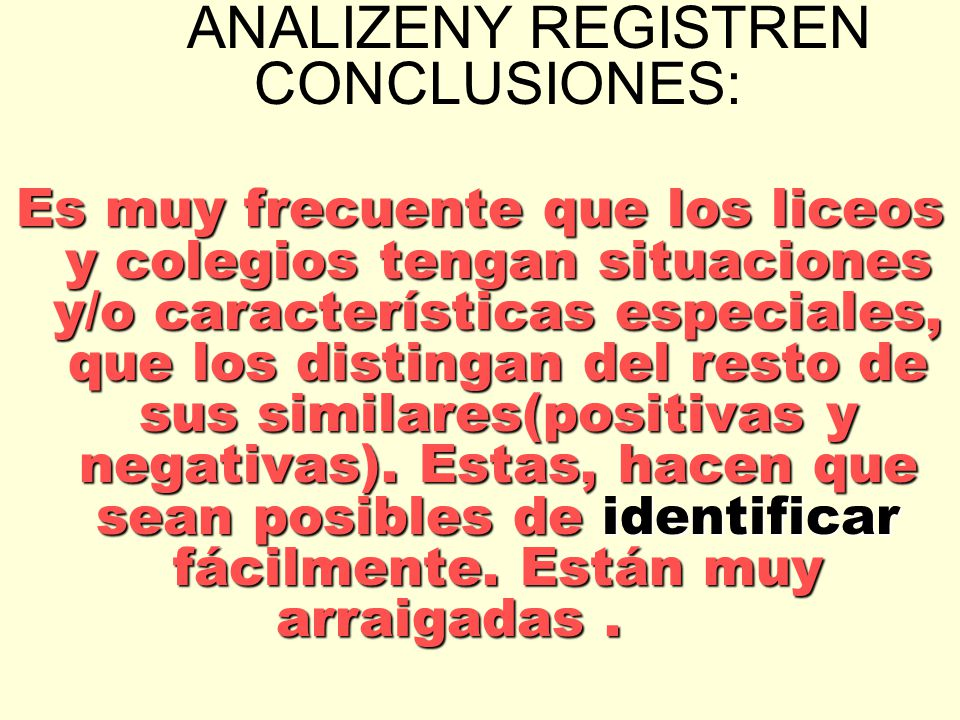 ANALIZENY REGISTREN CONCLUSIONES:
