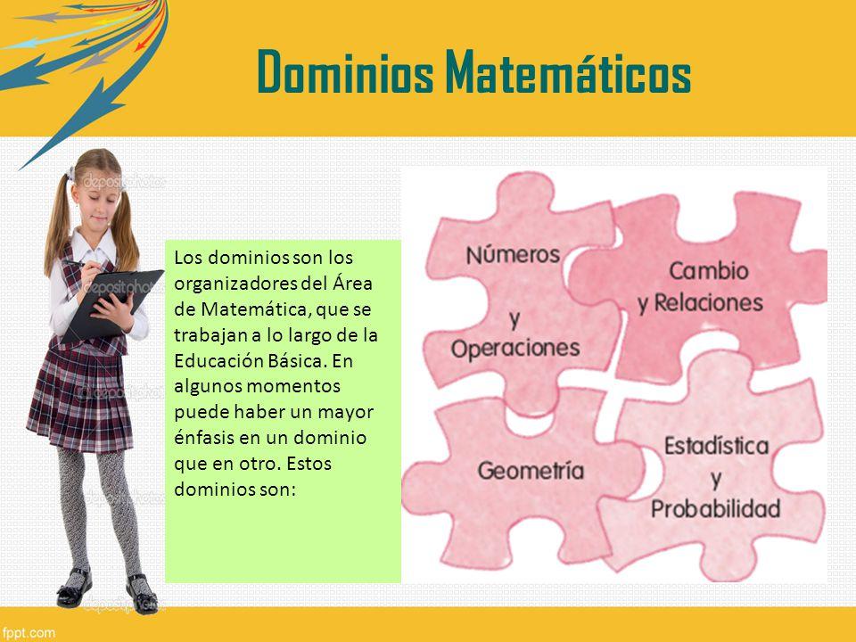 Dominios Matemáticos