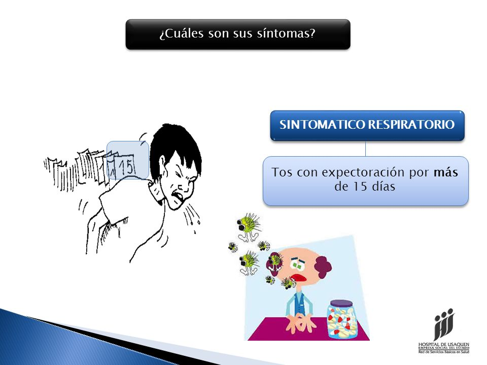 SINTOMATICO RESPIRATORIO