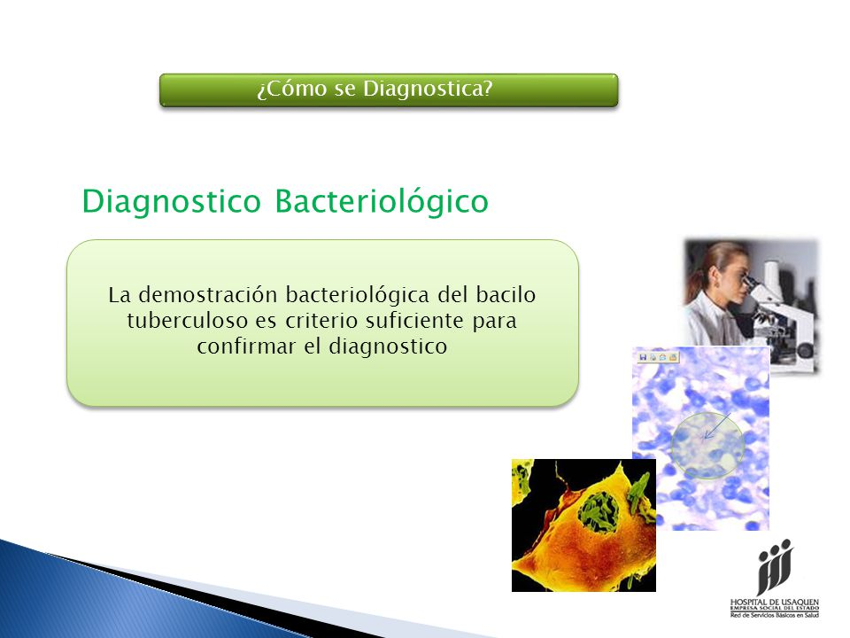 Diagnostico Bacteriológico