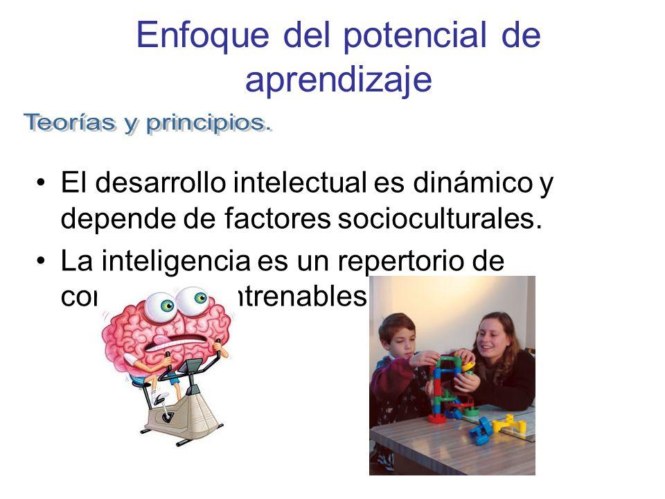 Enfoque del potencial de aprendizaje