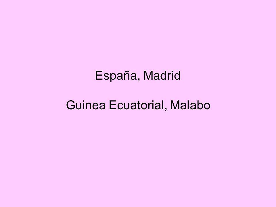 Guinea Ecuatorial, Malabo