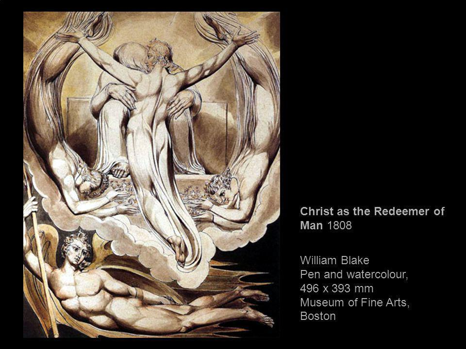 Christ as the Redeemer of Man 1808