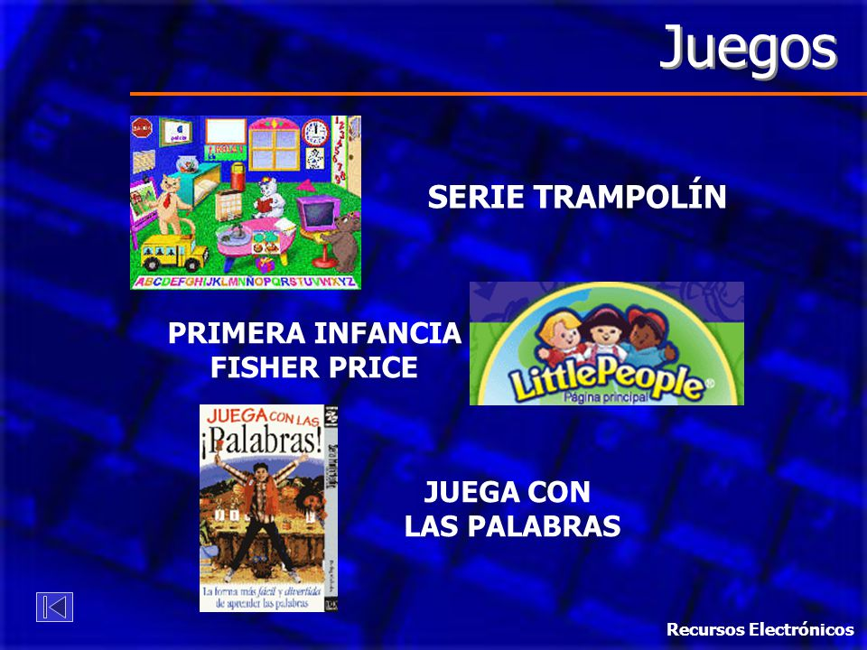 Juegos SERIE TRAMPOLÍN PRIMERA INFANCIA FISHER PRICE JUEGA CON