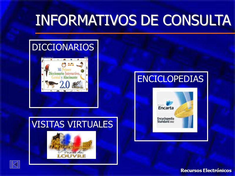 INFORMATIVOS DE CONSULTA