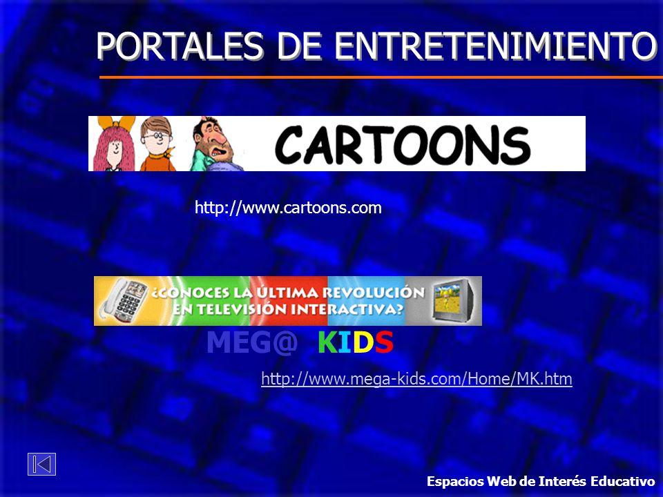PORTALES DE ENTRETENIMIENTO