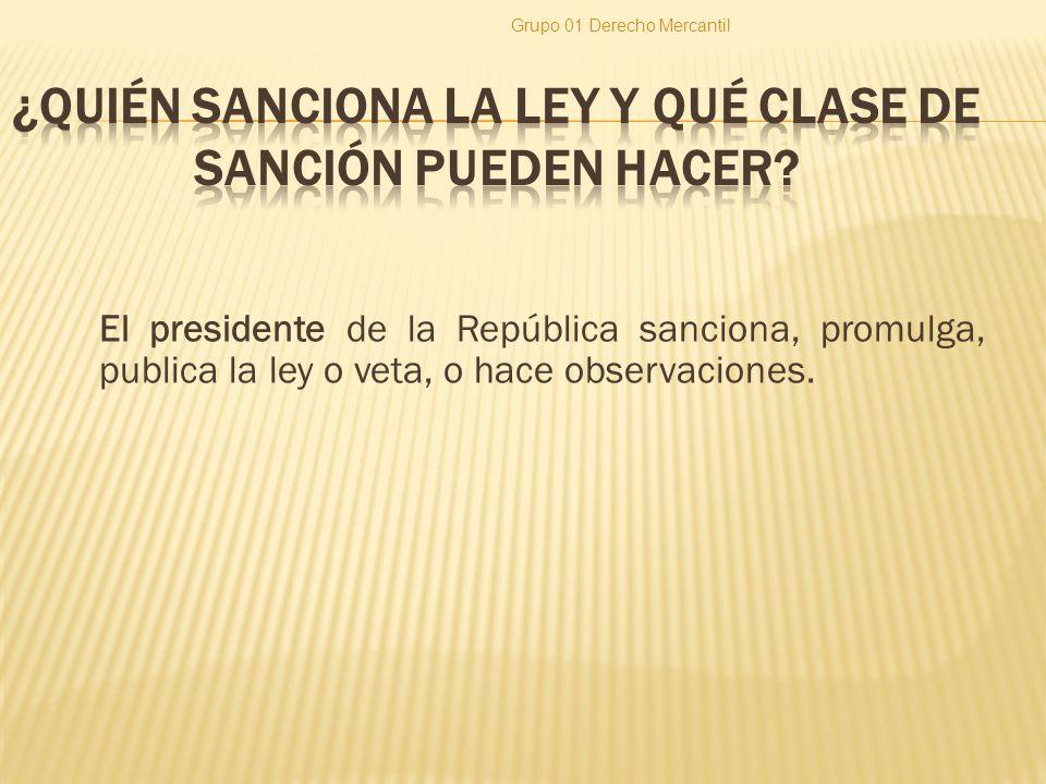 ¿QUIÉN SANCIONA LA LEY Y QUÉ CLASE DE SANCIÓN PUEDEN HACER
