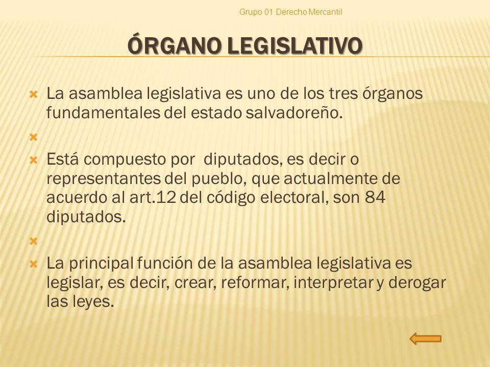 Grupo 01 Derecho Mercantil