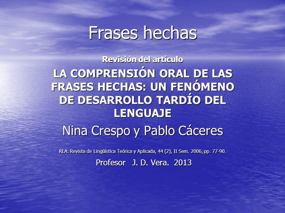 Nina Crespo y Pablo Cáceres