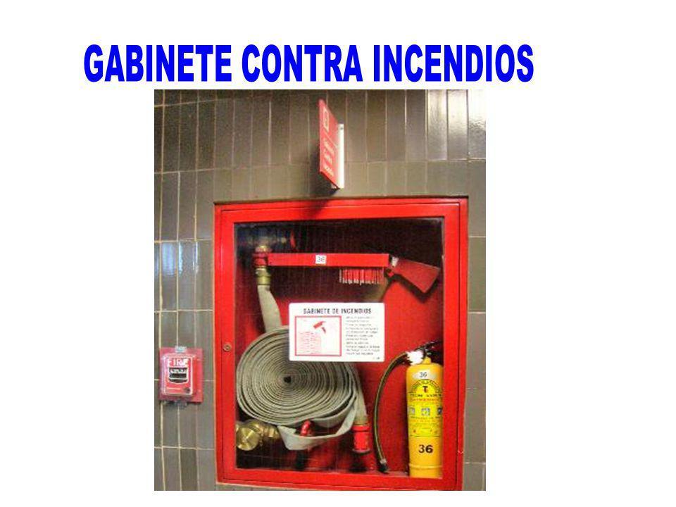 GABINETE CONTRA INCENDIOS