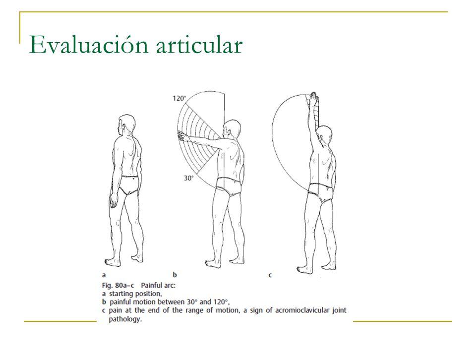 Evaluación articular 22