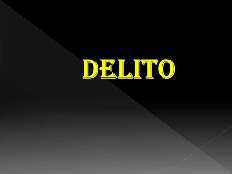 DELITO
