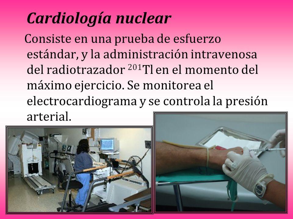 Cardiología nuclear