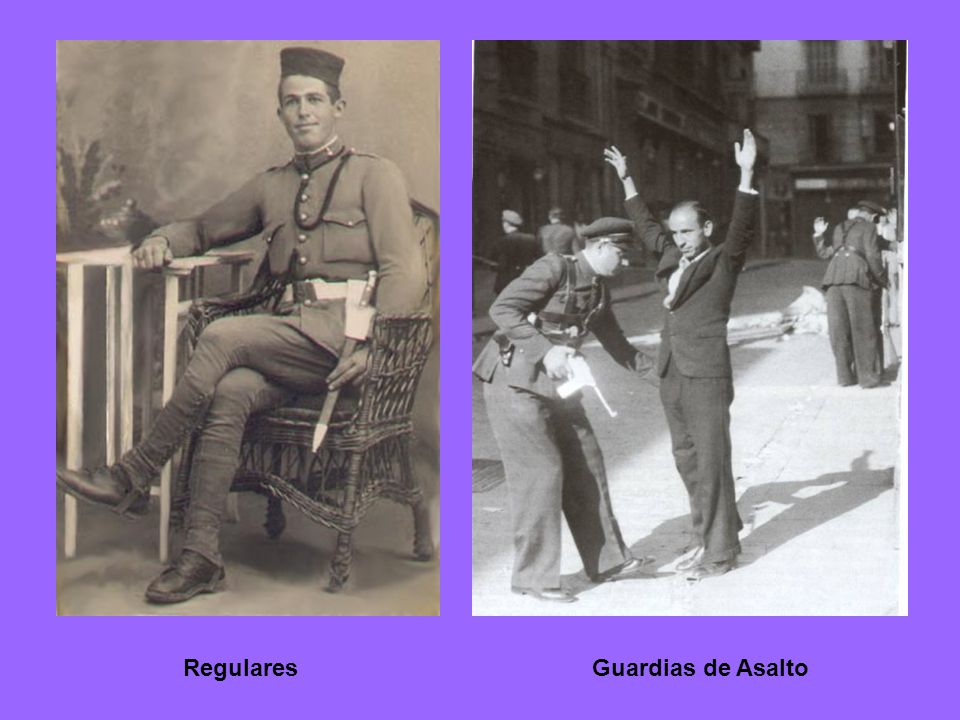 Regulares Guardias de Asalto