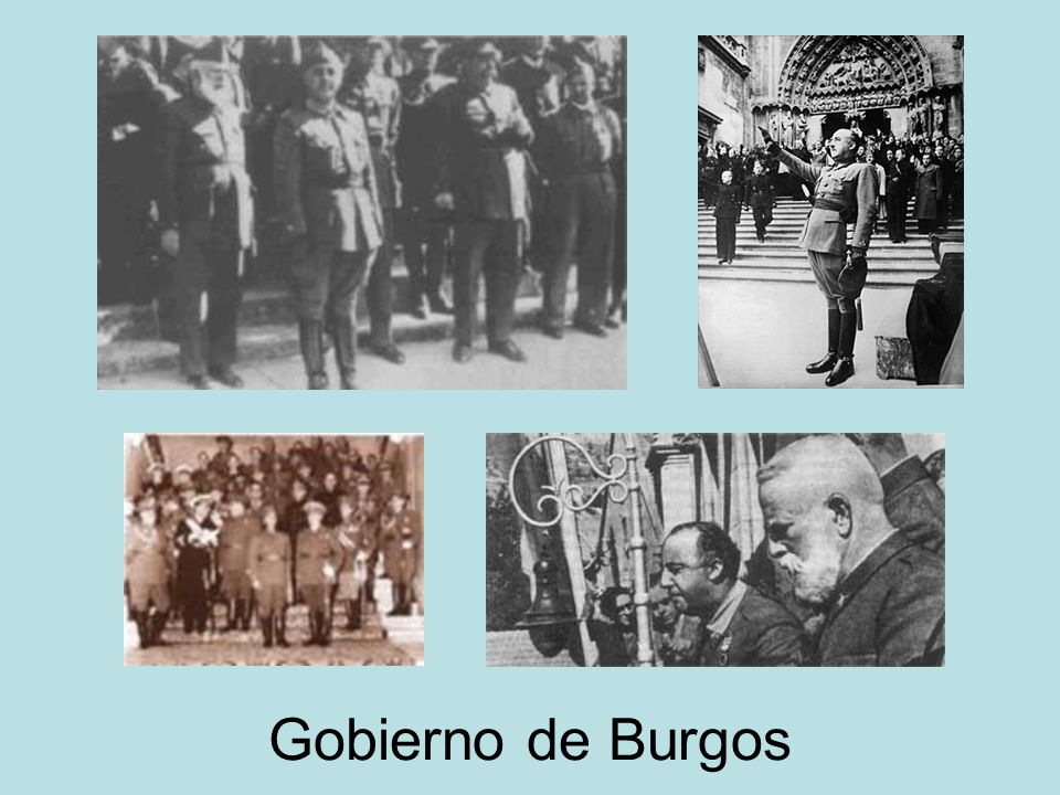 Gobierno de Burgos