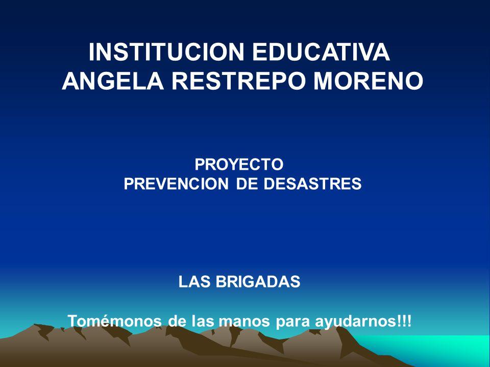 INSTITUCION EDUCATIVA ANGELA RESTREPO MORENO