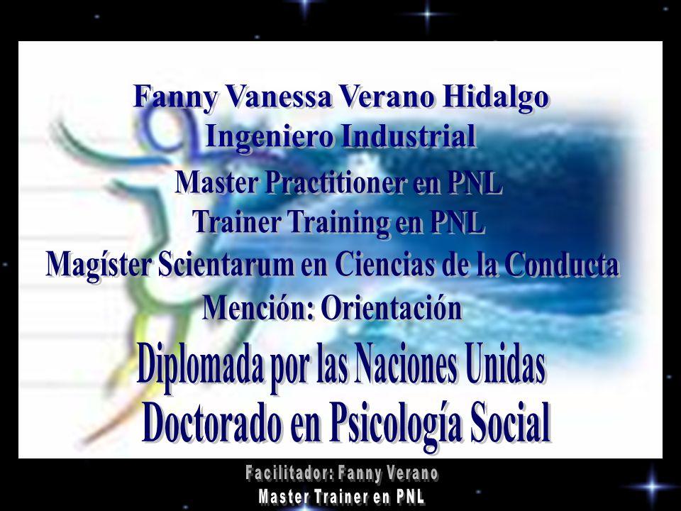 Fanny Vanessa Verano Hidalgo Ingeniero Industrial