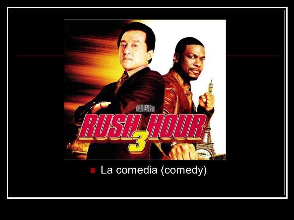 La comedia (comedy)