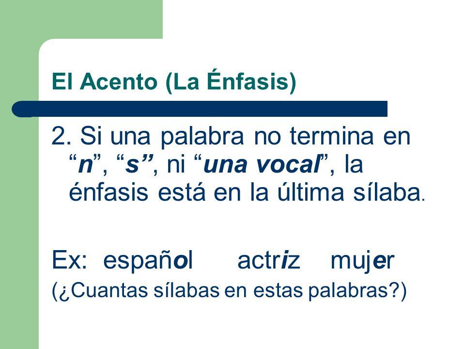 Ex: español actriz mujer