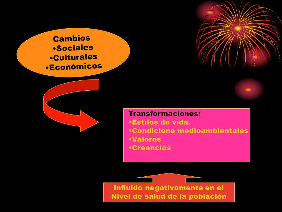 Cambios Sociales Culturales Económicos Transformaciones: