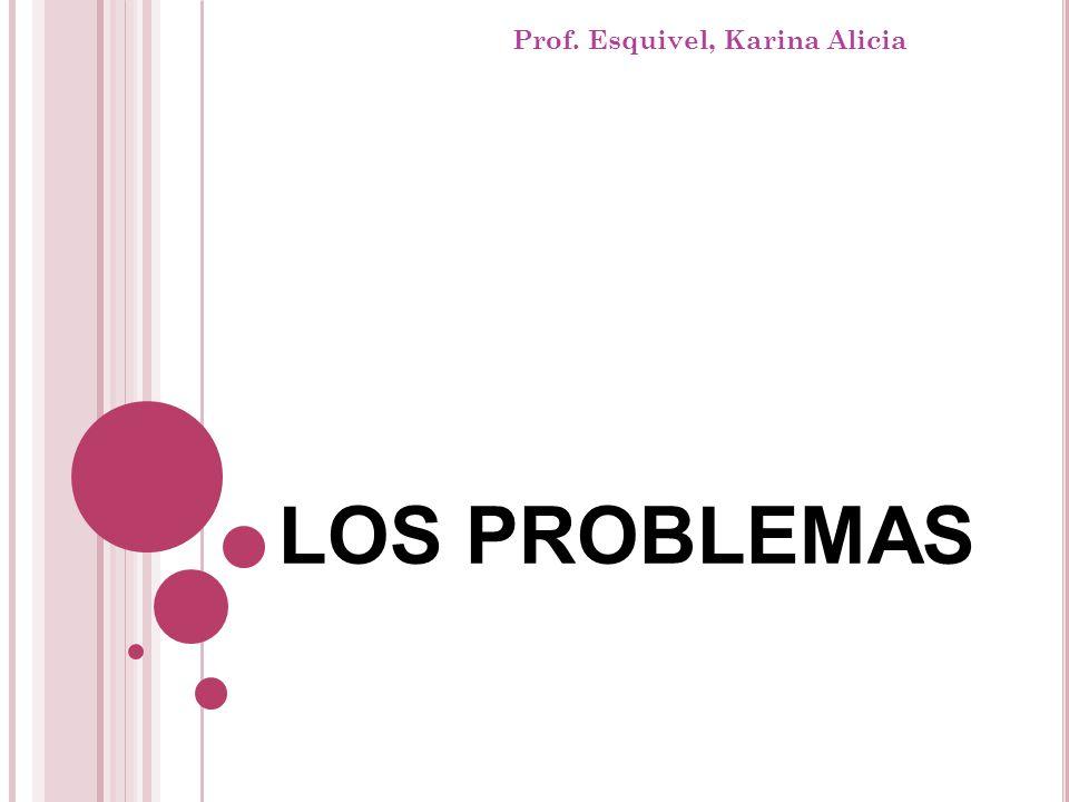 Prof. Esquivel, Karina Alicia