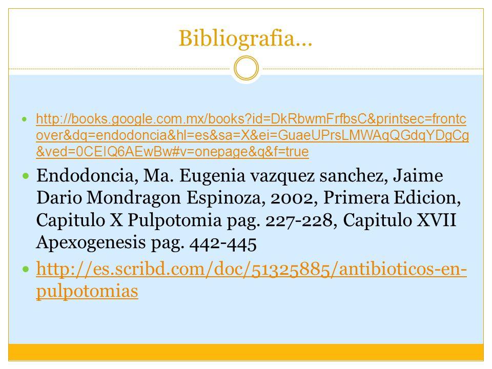 Bibliografia…