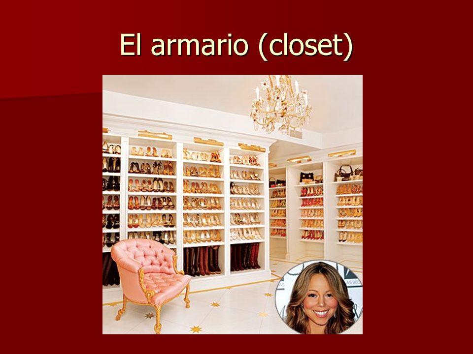 El armario (closet)