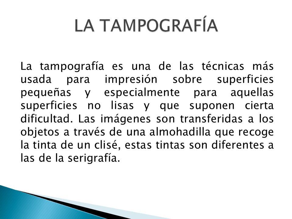 LA TAMPOGRAFÍA