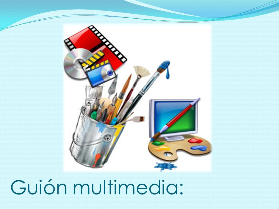 Guión multimedia: