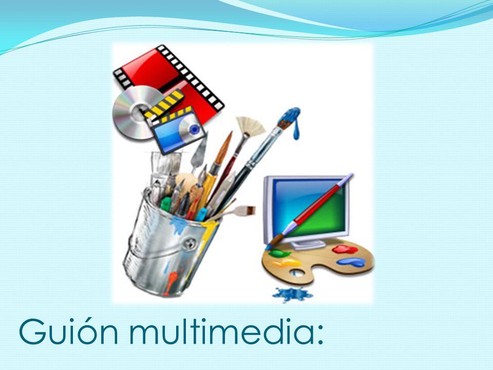 Guión multimedia: