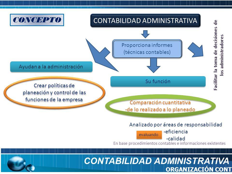 Facilitar la toma de decisiones de los administradores