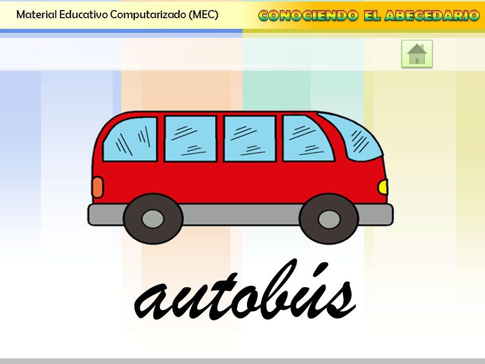 Material Educativo Computarizado (MEC)