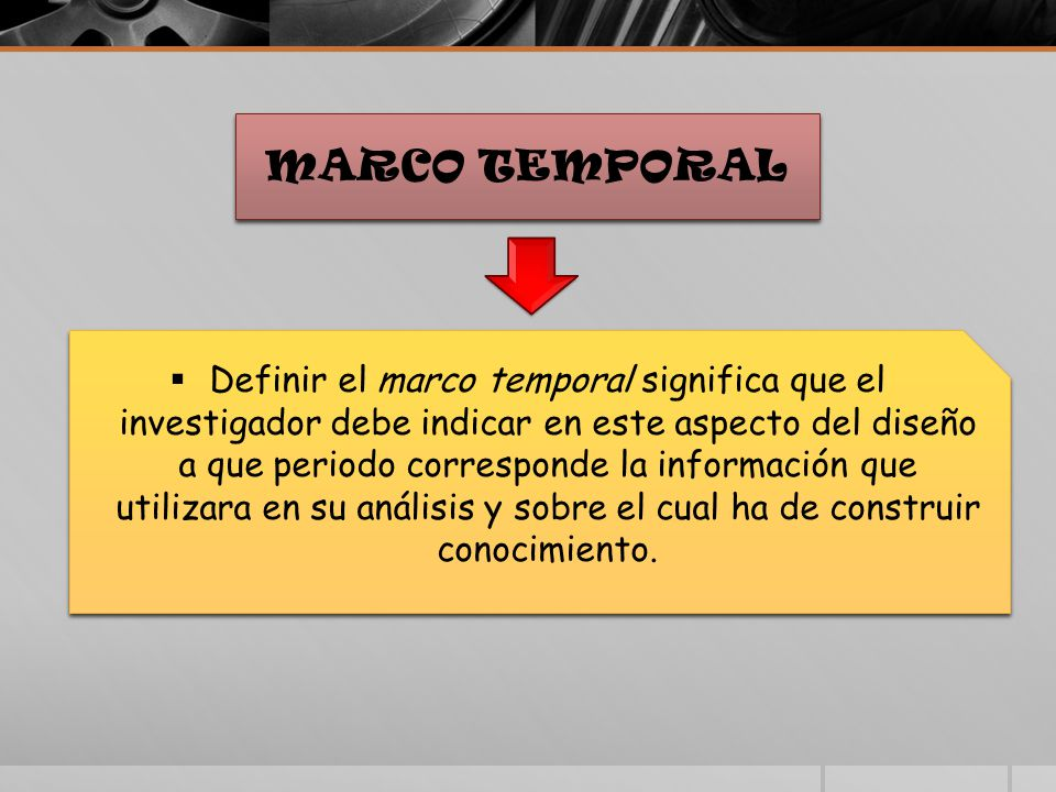 MARCO TEMPORAL