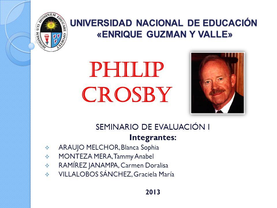 UNIVERSIDAD NACIONAL DE EDUCACIÓN «ENRIQUE GUZMAN Y VALLE»