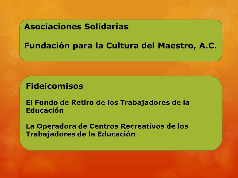 Asociaciones Solidarias Fundación para la Cultura del Maestro, A.C.