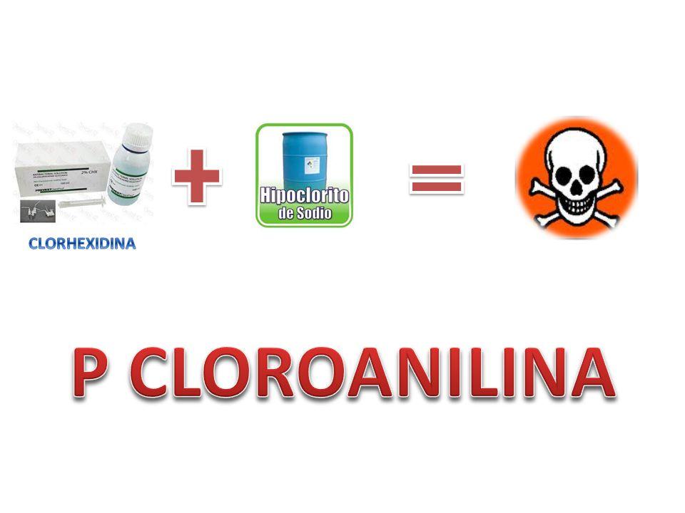 CLORHEXIDINA P CLOROANILINA