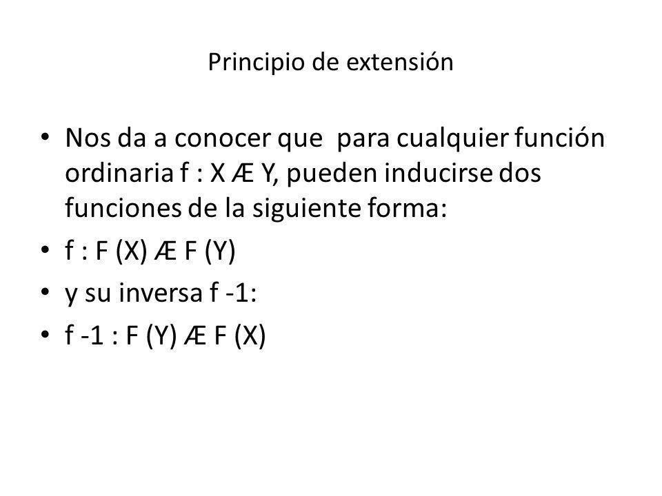 Principio de extensión