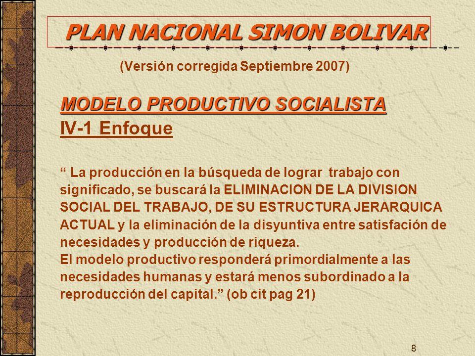 (Versión corregida Septiembre 2007)