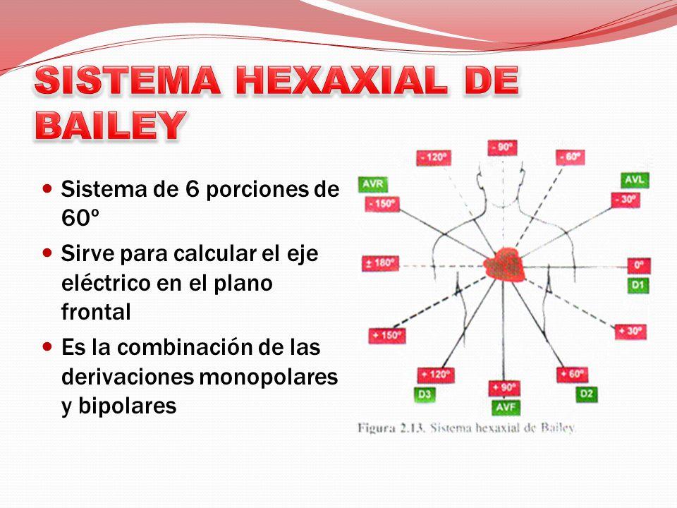 SISTEMA HEXAXIAL DE BAILEY